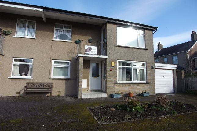 Thumbnail Flat to rent in Bare Avenue, Morecambe