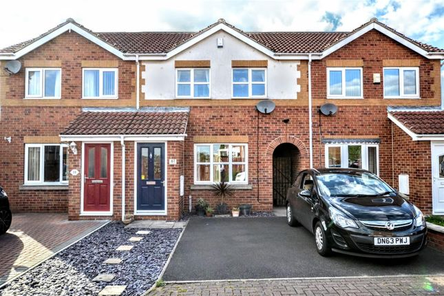 Thumbnail Terraced house for sale in Storrs Wood View, Cudworth, Barnsley