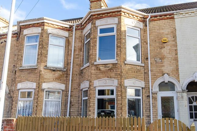 Thumbnail Terraced house for sale in Bannister Street, Withernsea