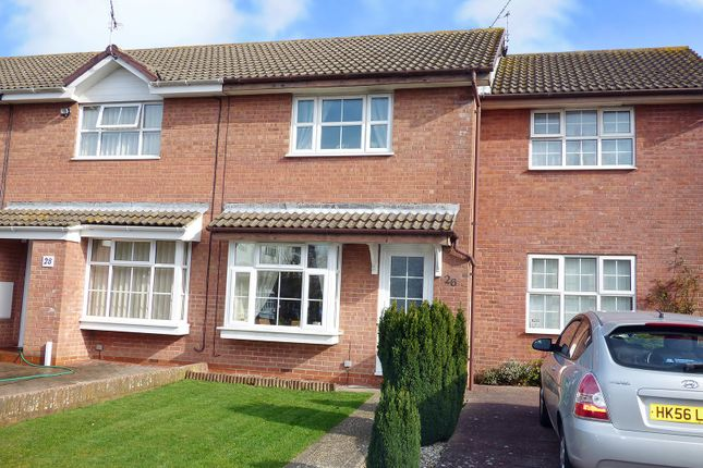 Thumbnail Terraced house to rent in Eagles Chase, Wick, Littlehampton