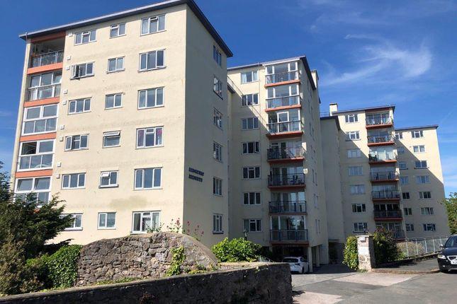 Thumbnail Flat to rent in Ridgeway Road, Torquay