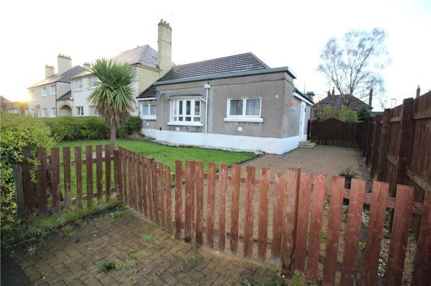 Thumbnail Bungalow to rent in Nevis Road, Renfrew, Renfrewshire