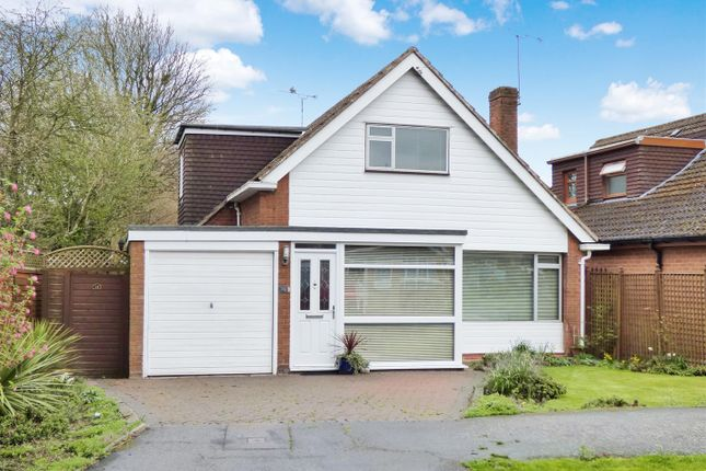 Thumbnail Detached bungalow for sale in Kineton Road, Kenilworth