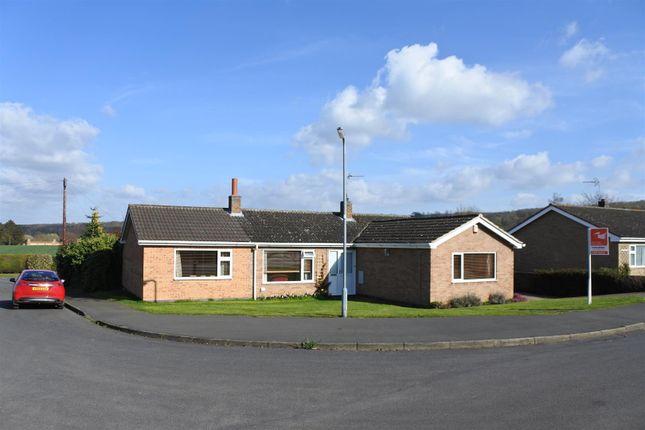 Thumbnail Detached bungalow for sale in Parklands Drive, Harlaxton, Grantham