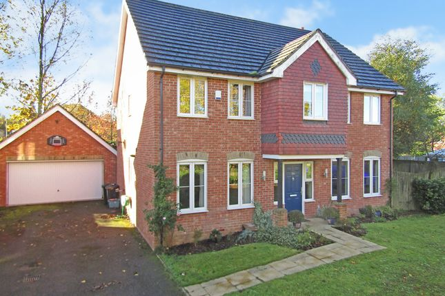 Thumbnail Detached house for sale in Hoads Wood Gardens, Ashford