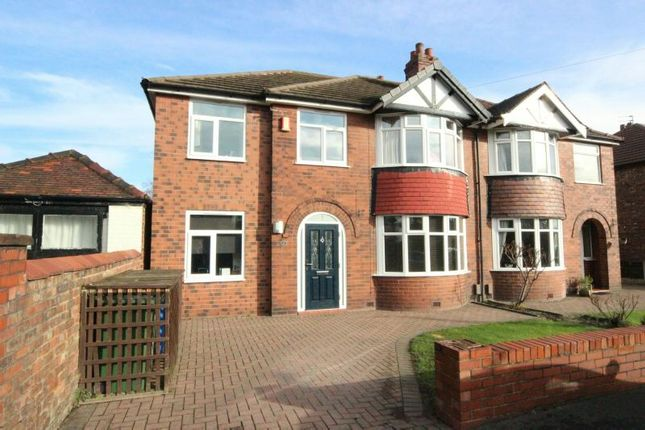 Thumbnail Semi-detached house for sale in Ludford Grove, Sale