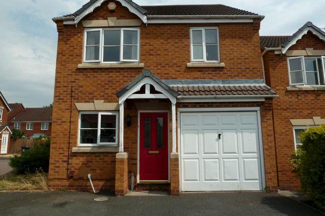 Thumbnail Detached house to rent in Waldley Grove, Erdington, Birmingham