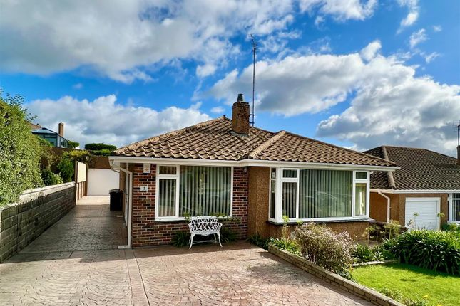 Thumbnail Detached bungalow for sale in Furzehatt Rise, Plymstock, Plymouth