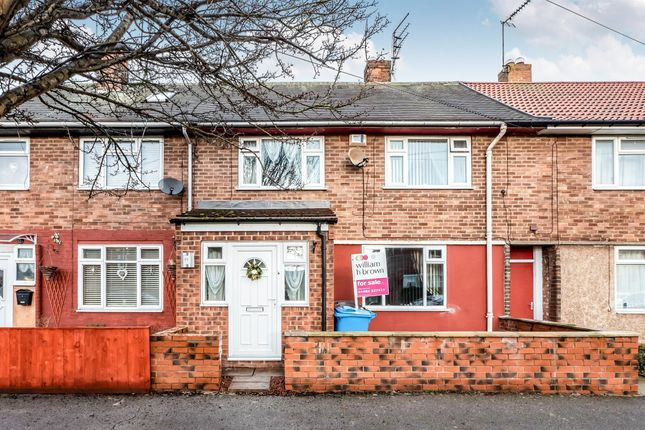 Thumbnail Terraced house for sale in Parthian Road, Hull