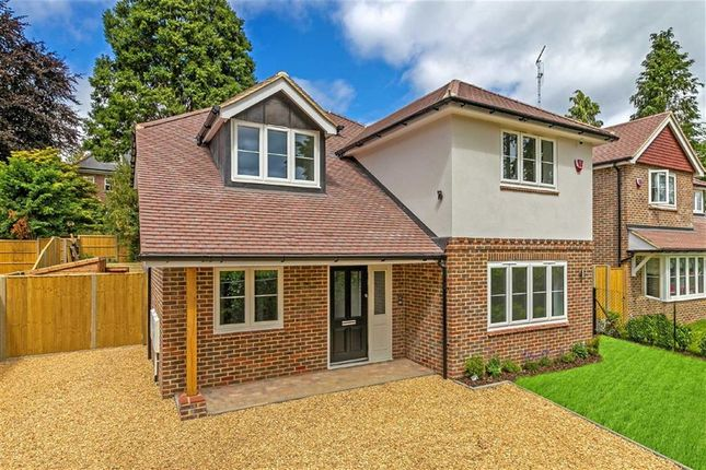 Thumbnail Detached house for sale in Wendover Pines, Welwyn, Hertfordshire