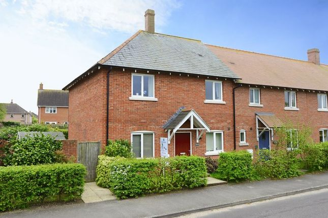 Thumbnail End terrace house for sale in East Burton Road, Wool BH20.