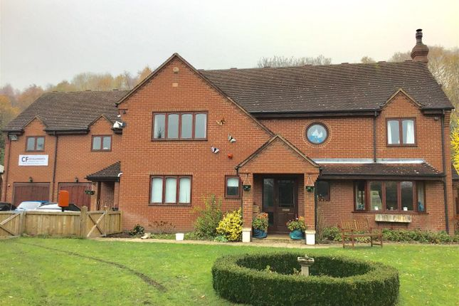 Thumbnail Detached house for sale in Boatwell Meadow, Doseley, Telford
