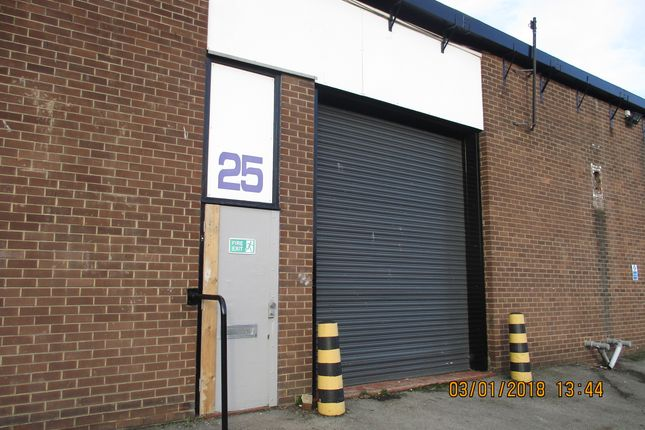 Thumbnail Office to let in Unit 25 Hartlepool Workshops, Usworth Road, Hartlepool
