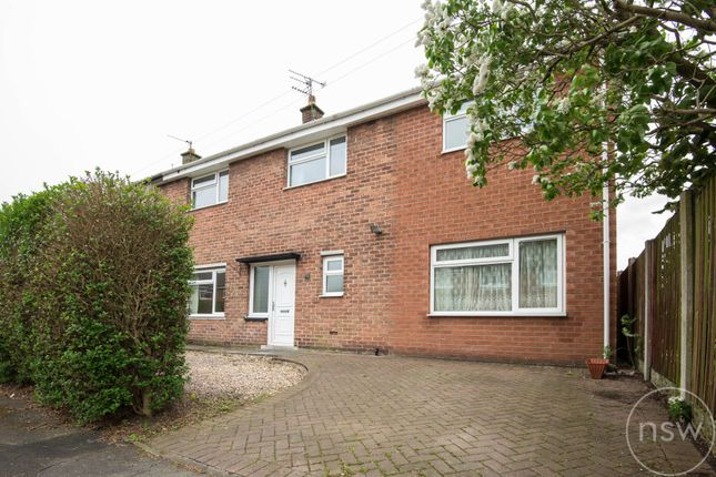 Thumbnail Semi-detached house to rent in Cotton Drive, Ormskirk