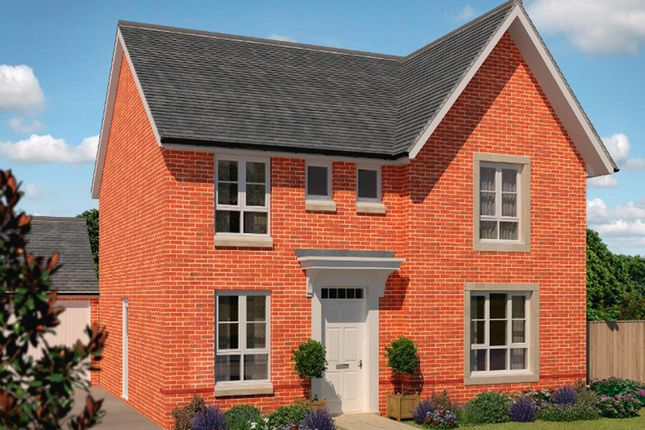"Thumbnail Detached house for sale in ""Balmoral"" at Red Deer Road, Cambuslang, Glasgow"