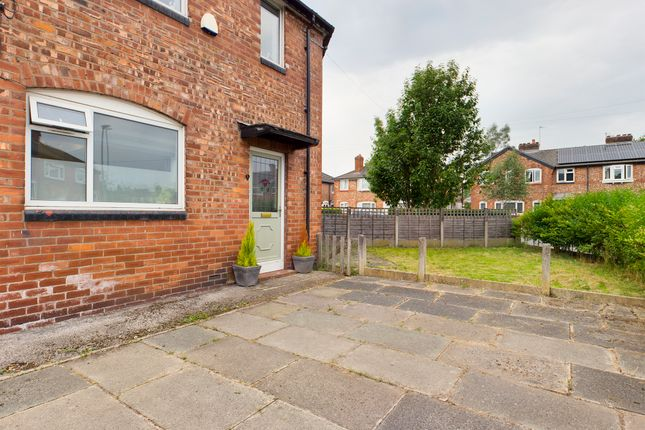 Thumbnail Semi-detached house for sale in Stanthorne Avenue, Withington, Manchester