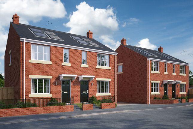 Thumbnail Semi-detached house for sale in Union Street, Trowbridge