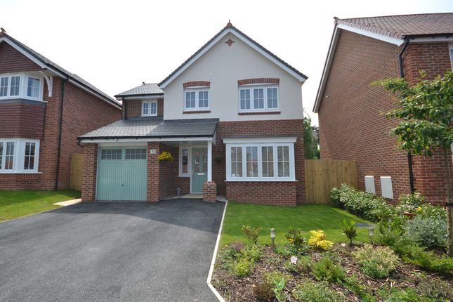 Thumbnail Detached house for sale in Lon Elfod, Abergele