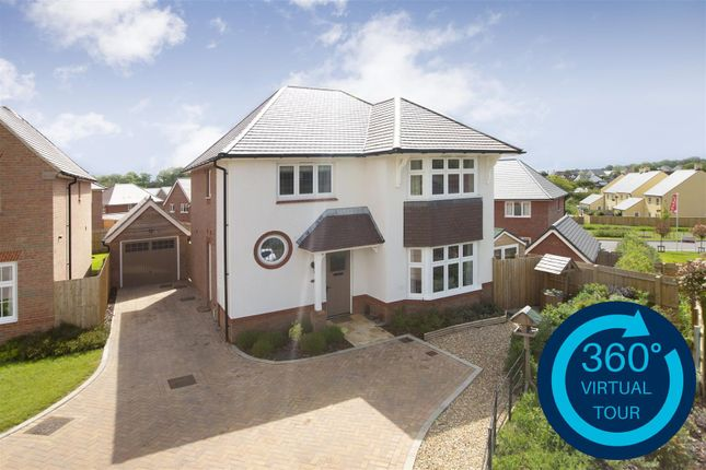 Front360 of Houghton Grove, Saxon Brook, Exeter EX1