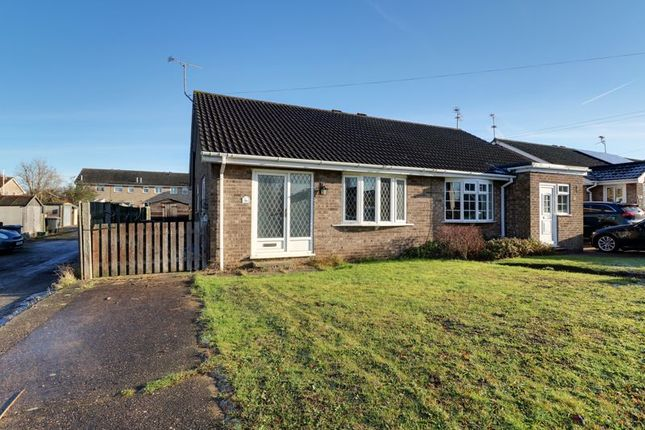Semi-detached bungalow for sale in York Road, Brigg
