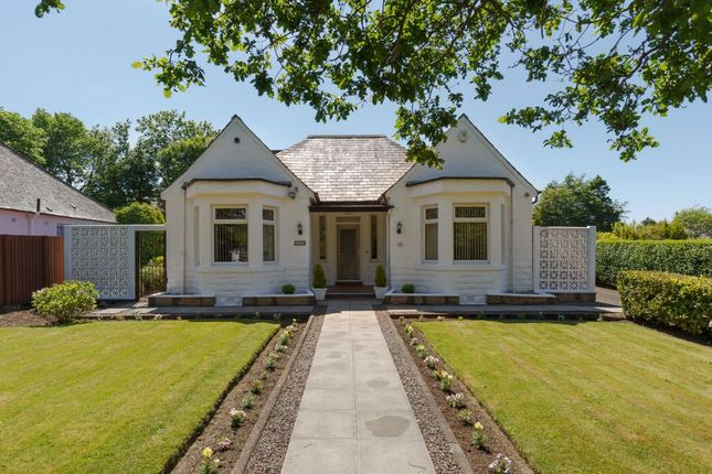 Thumbnail Detached bungalow for sale in 553 Queensferry Road, Barnton, Edinburgh