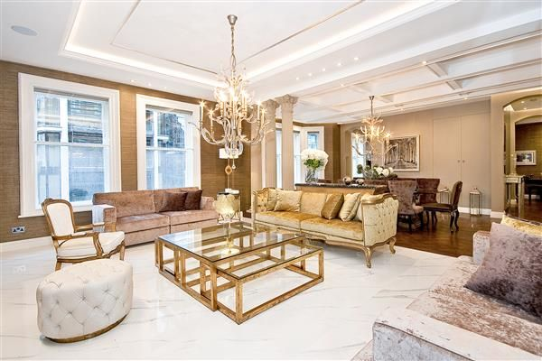 2 bed flat for sale in Park Mansions, Knightsbridge