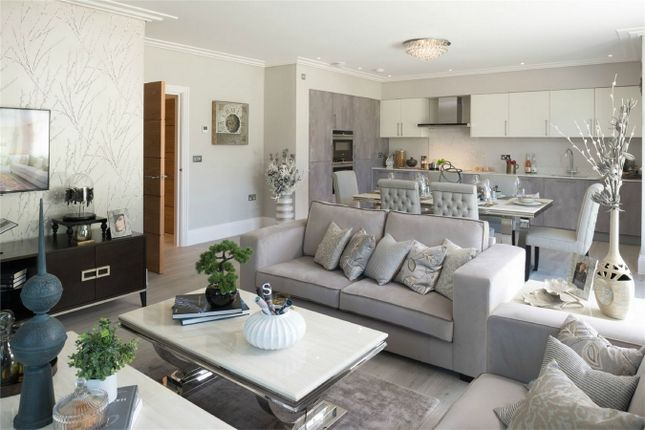 Thumbnail Flat for sale in Manor Wood Gate, 1 Coombehurst Close, Hadley Wood