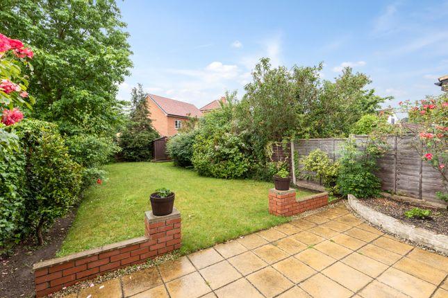 Garden of Oakdene Road, Orpington BR5