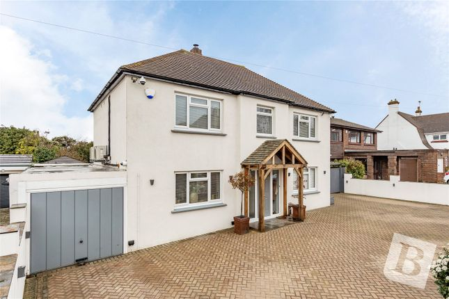 Thumbnail Detached house for sale in Orchard Avenue, Gravesend