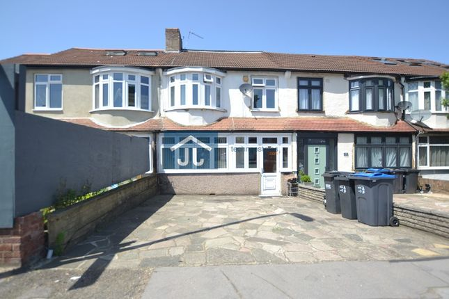 Thumbnail Terraced house for sale in Stafford Road, Croydon