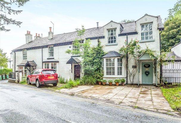 Street View of Whinfield Lane, Ashton-On-Ribble, Preston PR2