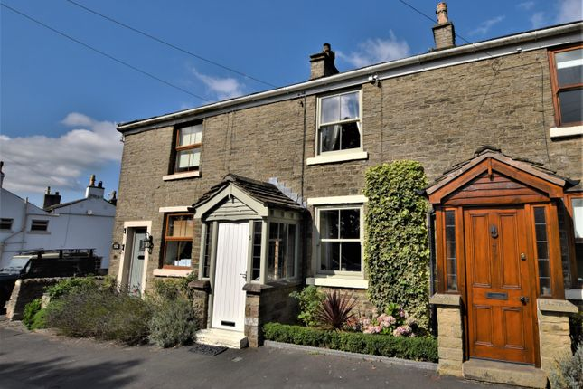 2 bed terraced house for sale in Hawk Green Road, Marple, Stockport SK6