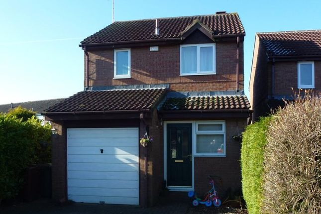 Thumbnail Detached house to rent in Kirkfield Lane, Thorner, Leeds