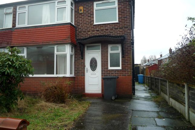 Thumbnail Property to rent in Westgate Drive, Swinton, Manchester