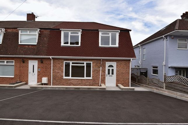 3 bedroom end terrace house for sale in Woodleigh Gardens, Whitchurch, Bristol