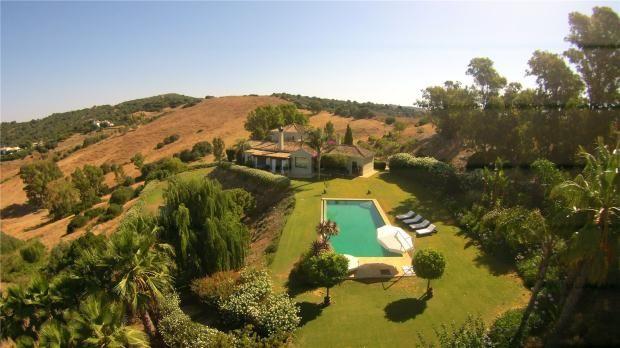 Thumbnail Country house for sale in San Enrique De Guadiaro, Close To Sotogrande, Andalucia, Spain, 11312