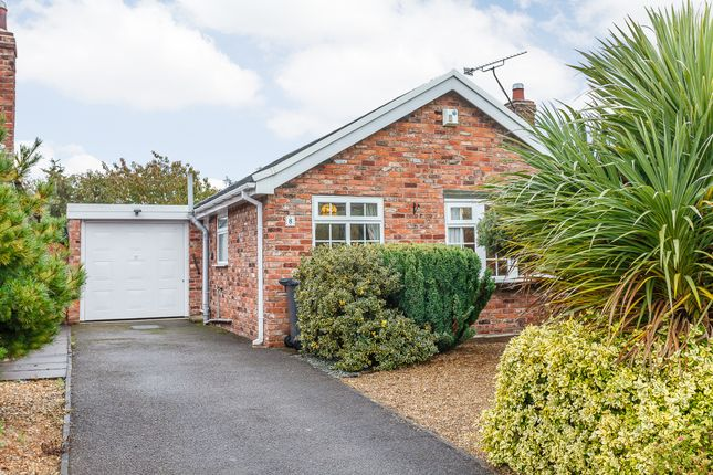 Thumbnail Bungalow for sale in Woolston Drive, Hough, Crewe