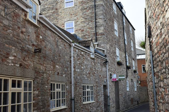 Thumbnail 2 bedroom penthouse for sale in The Guard House, Guard House Lane, Wells