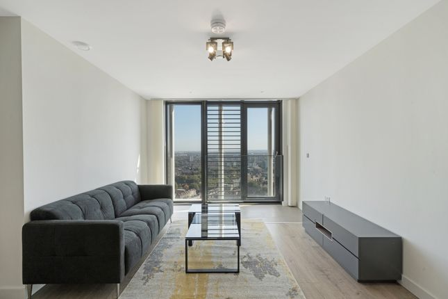 Living Area of Stratosphere Tower, Great Eastern Road, Stratford E15