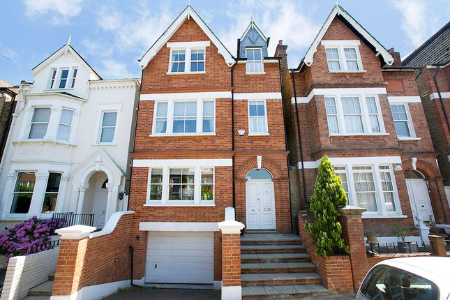 Thumbnail Semi-detached house to rent in Ellerker Gardens, Richmond