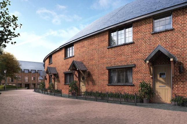 Thumbnail End terrace house for sale in Soby Mews, Pottery Road, Bovey Tracey, Devon