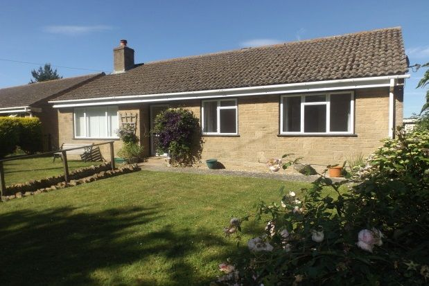 Thumbnail Bungalow to rent in Compton Road, South Petherton