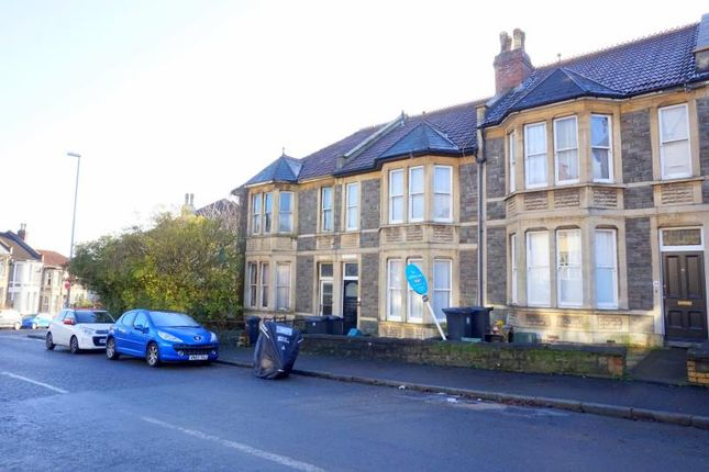 Thumbnail Terraced house to rent in Wellington Hill, Horfield, Bristol