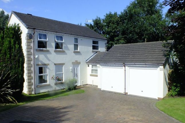 Thumbnail Detached house for sale in Marigold Close, Cannock