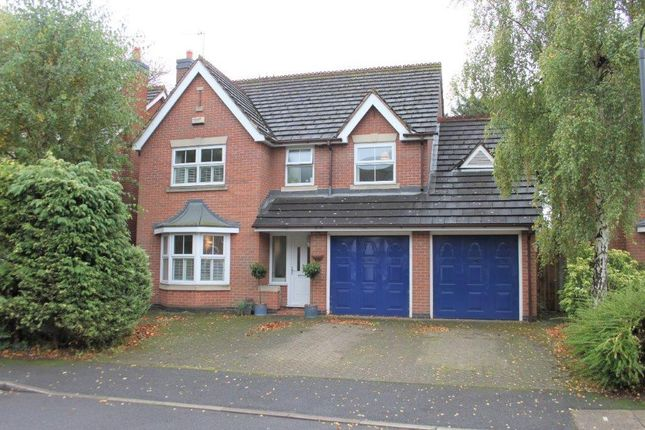 Thumbnail Detached house for sale in Queen Mary Court, Derby