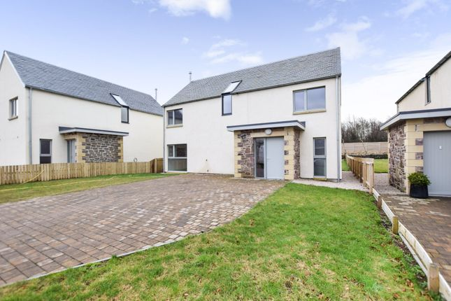 Thumbnail Detached house for sale in Newton Of Buttergrass, Blackford, Auchterarder