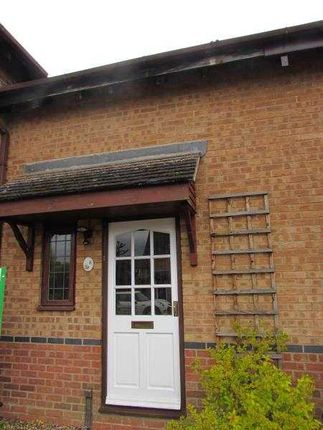 Thumbnail Terraced house to rent in Marseilles Close, Northampton