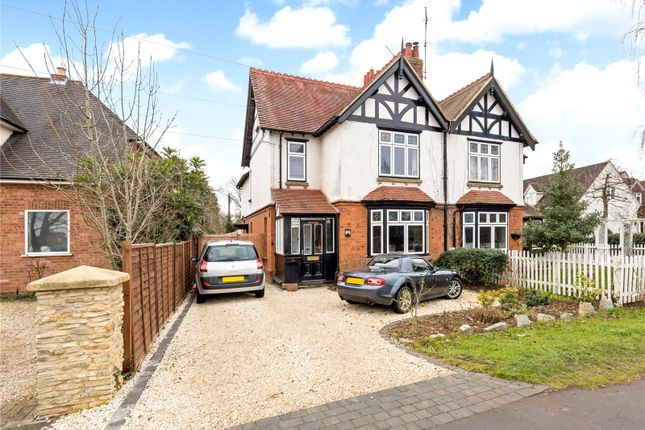 Thumbnail Semi-detached house for sale in Campden Road, Clifford Chambers, Stratford-Upon-Avon, Warwickshire