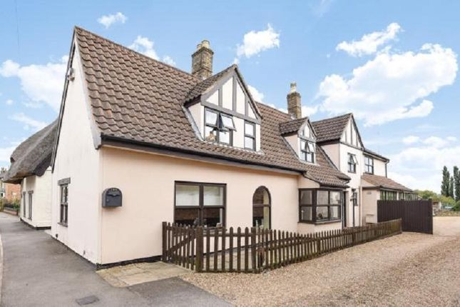 Thumbnail Detached house for sale in Main Street, Yaxley, Peterborough