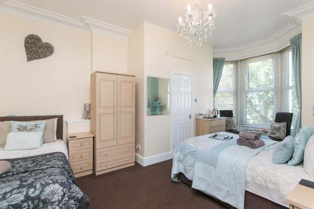 Guest Room Two of Arvon Avenue, Llandudno, Conwy, North Wales LL30